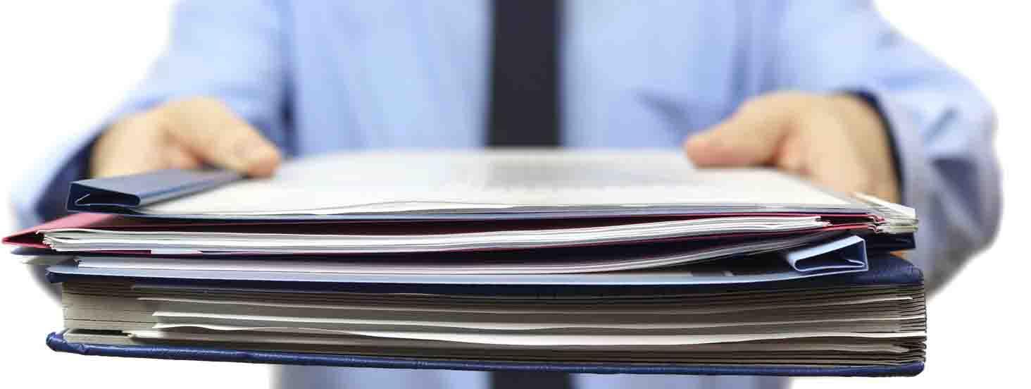 оформление документов ритуальных услуг